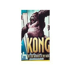 Mantel de King Kong